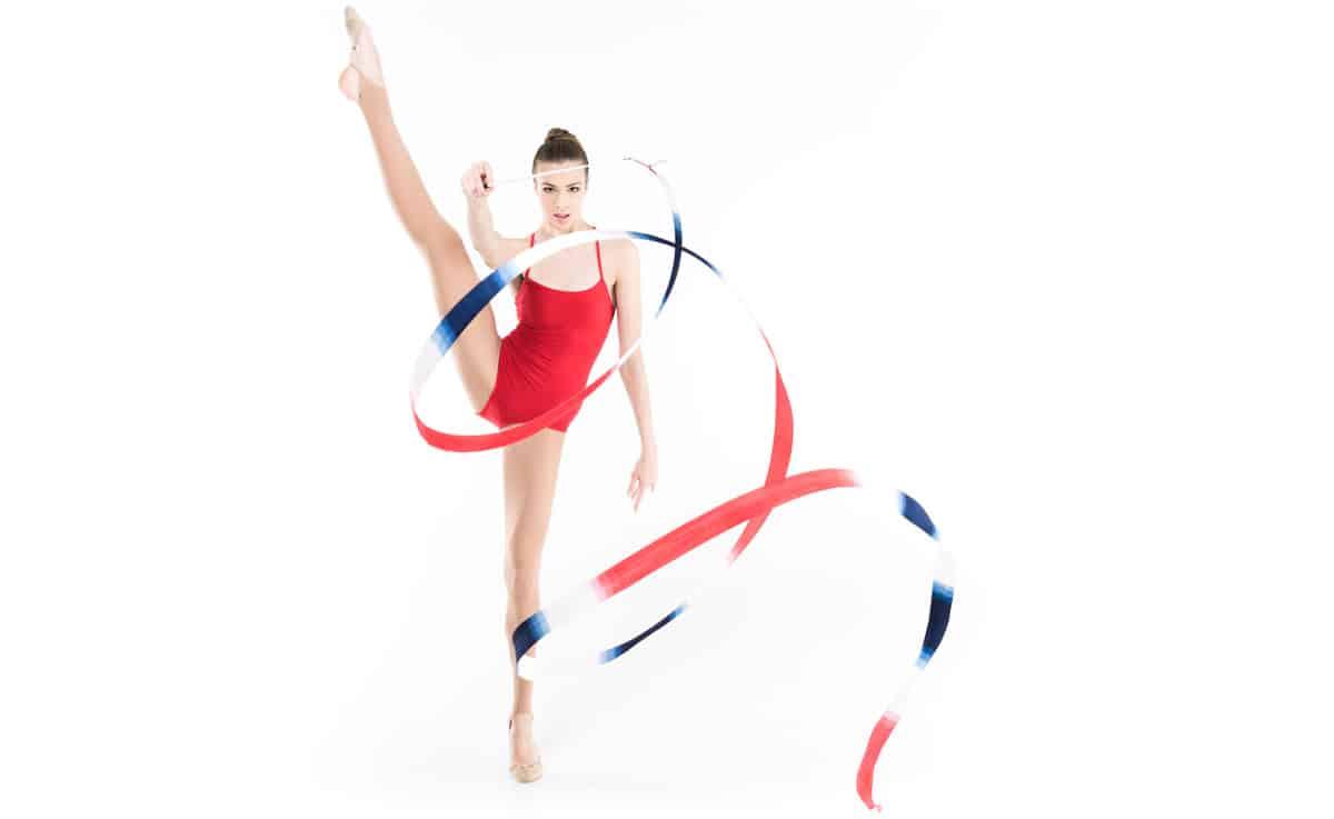 Rytmisk gymnastik er en fællesbetegnelse for en lang række discipliner og genrer inden for gymnastikkens verden